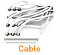 cable or wire modles