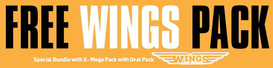 free wings pack